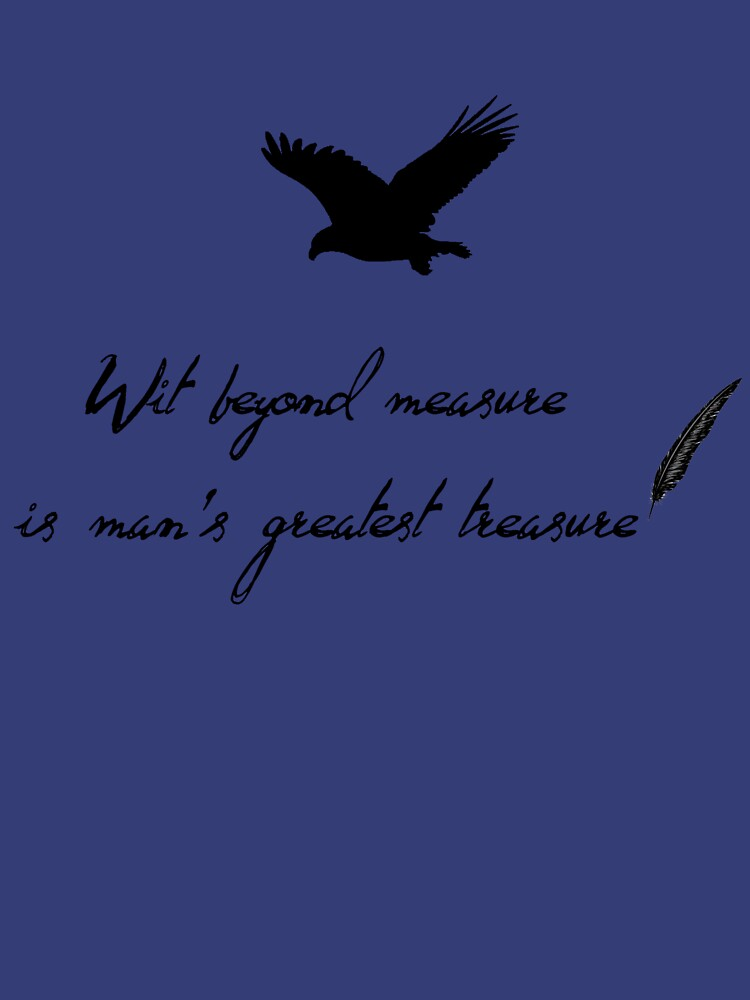 wit beyond measure | Women's T-Shirt