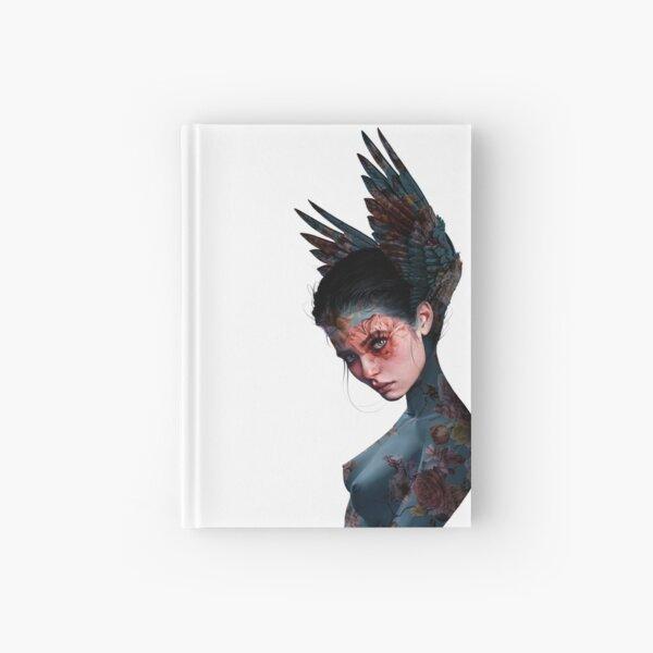 Hybrid creature Hardcover Journal