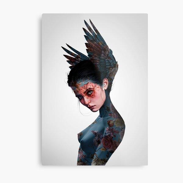 Hybrid creature Metal Print