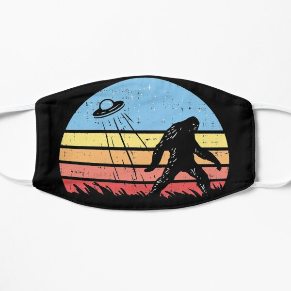 Yeti Alien Bigfoot Sasquatch Ufo Mask
