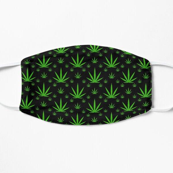 Weed 3 Flat Mask