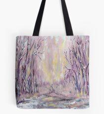 DAZZLING WINTER  Tote Bag