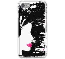 Pink Lippy iPhone Case/Skin