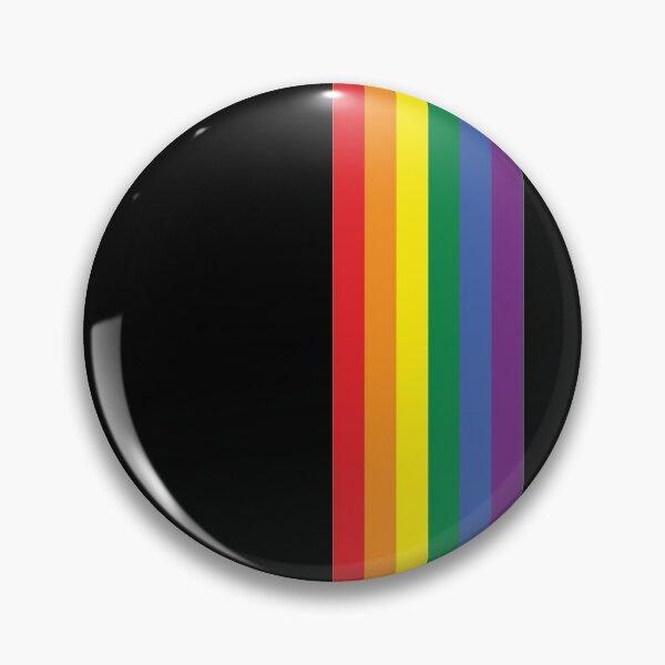 Rainbow Pride LGBT Strip  Pin