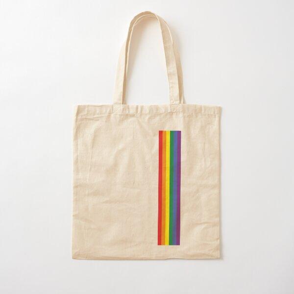 Bande LGBT Rainbow Pride Tote bag classique