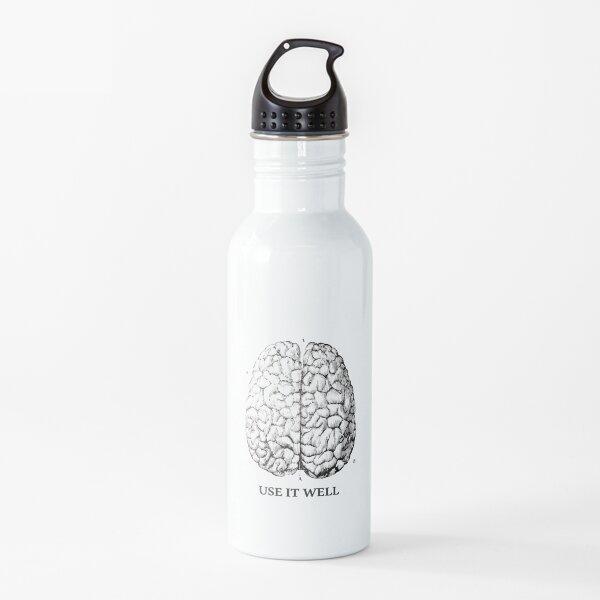 Use it well - Brain  Water Bottle