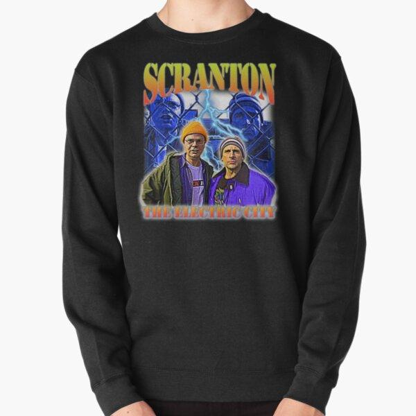 Scranton: la ciudad eléctrica Sudadera sin capucha