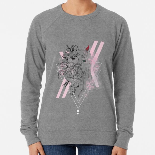 I promise, Darling - 02 Bloom Lightweight Sweatshirt