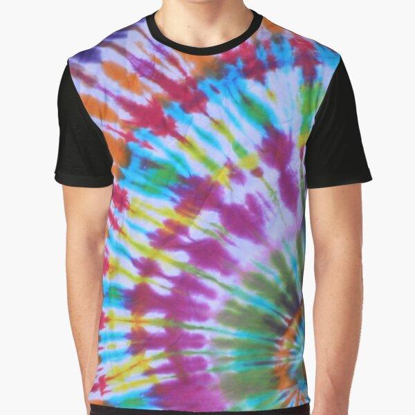 Bindefärbung 2 Grafik T-Shirt