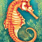 Seahorse by Shannon Posedenti