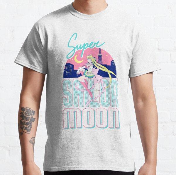 Super Sailor Moon ~ Tokyo City Lights Classic T-Shirt