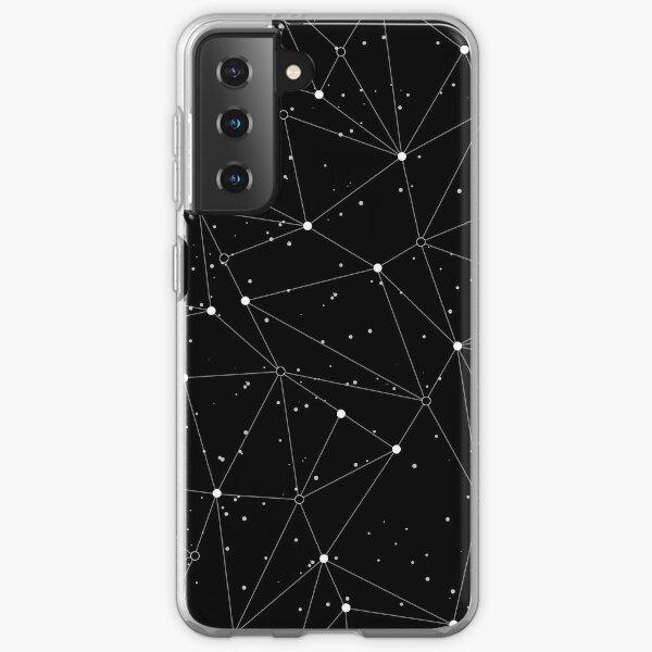 Sky Geometry Coque souple Samsung Galaxy