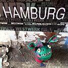 Knubbelding - Rolf by Martina Stroebel