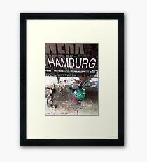 Knubbelding - Rolf Framed Print