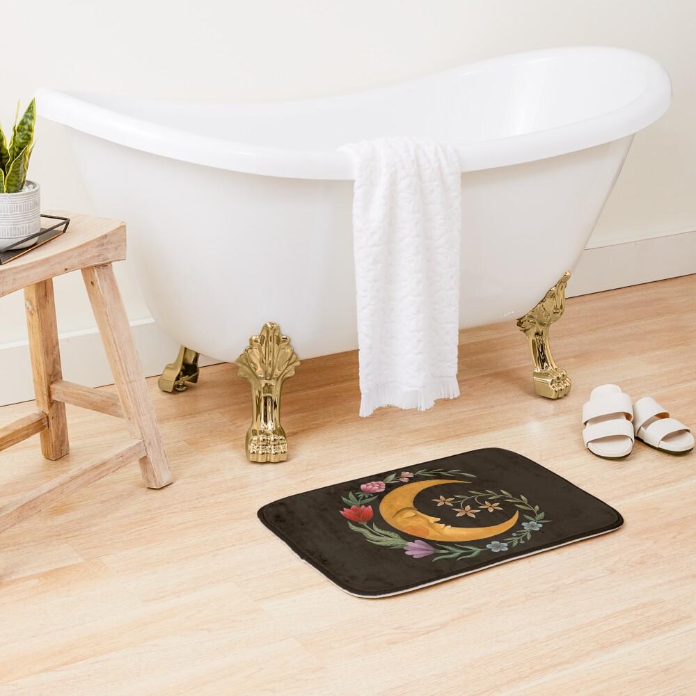 Midsummer Moon Bath Mat