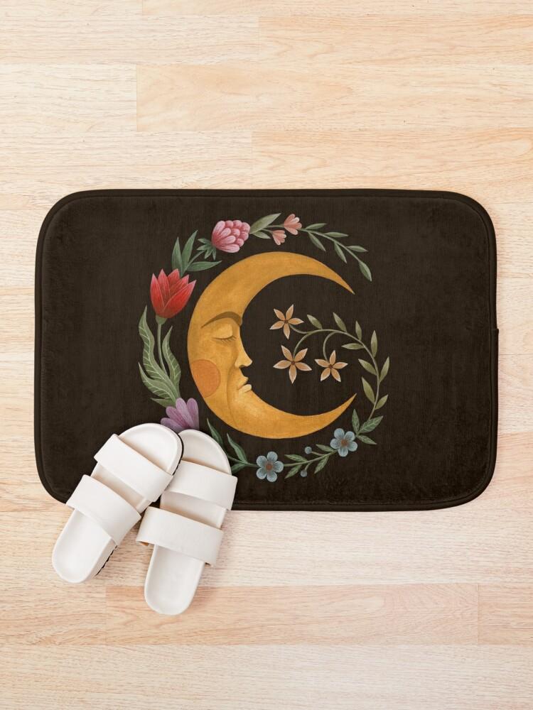 Alternate view of Midsummer Moon Bath Mat