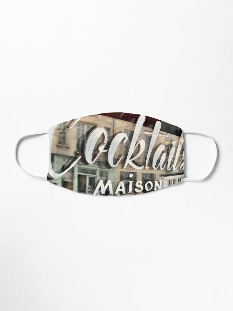 Alternate view of Paris Cafe: Cocktails Maison Mask