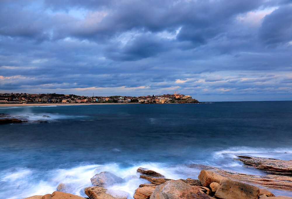 Bondi Blues by Cameron B