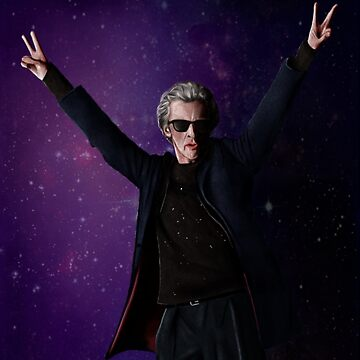 Doctor Disco (12th Doctor) by SanFernandez