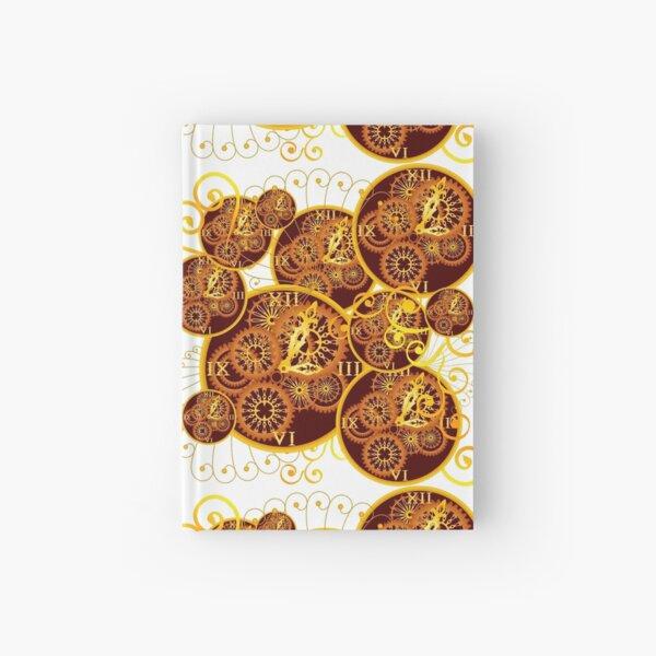 Clockwork 2 Hardcover Journal