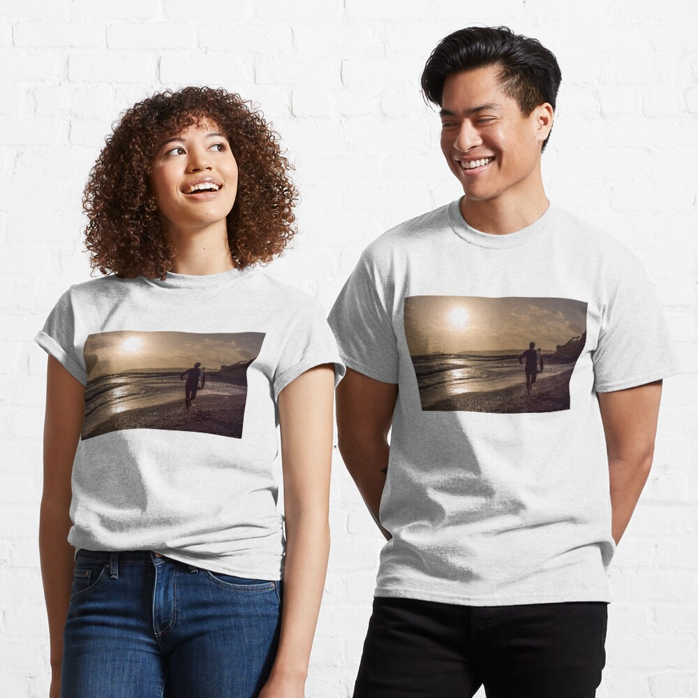 Seaton Surfer - 24/10/09 Classic T-Shirt