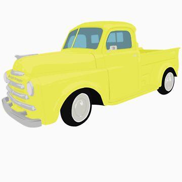 Dodge Ute by DesignStrangler