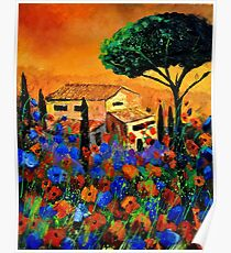 Tuscany 452150 Poster