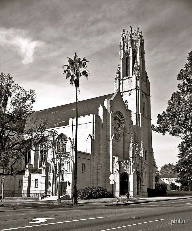 Lake Street Church, Pasadena, Ca. by philw