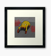 Googly Headcrab Framed Print
