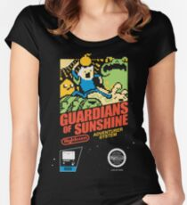 Guardians of Sunshine Women's Fitted Scoop T-Shirt