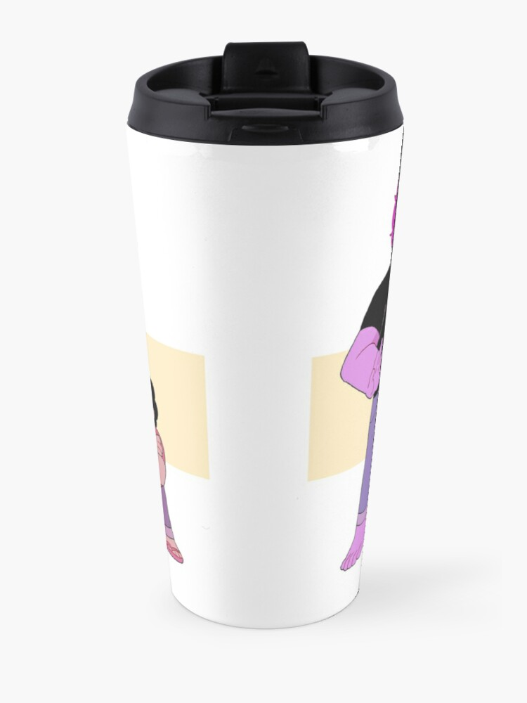 Alternate view of Steven and the Stevens Travel Mug