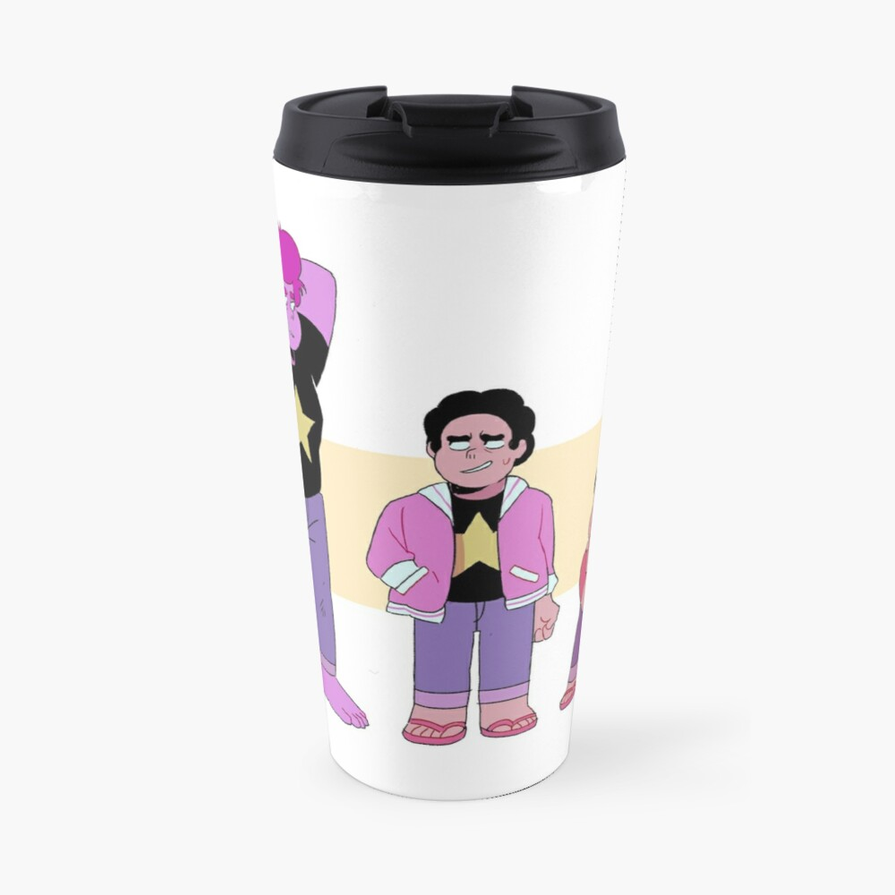 Steven and the Stevens Travel Mug