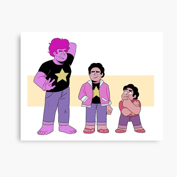 Steven and the Stevens Canvas Print