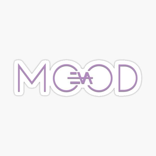 Eva Queen - Mood Sticker