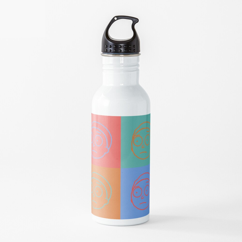 Morty Smith - Rick and Morty Water Bottle