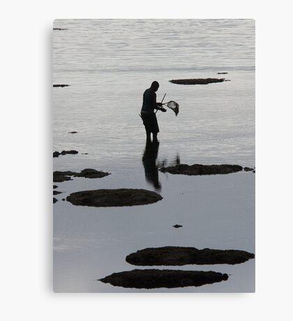 Goin' Fishing Canvas Print