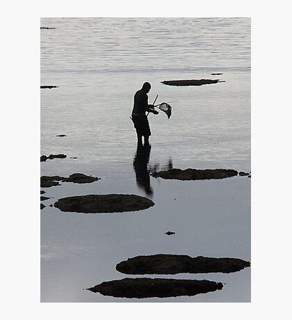 Goin' Fishing Photographic Print