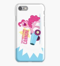 Party Canon iPhone Case/Skin