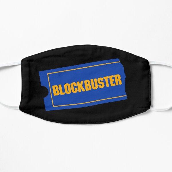 Blockbuster Mask Flat Mask