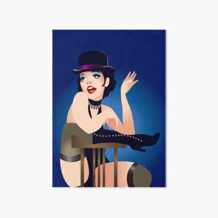 Mein Herr Art Board Print