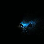 Shadow Man by JAZ art