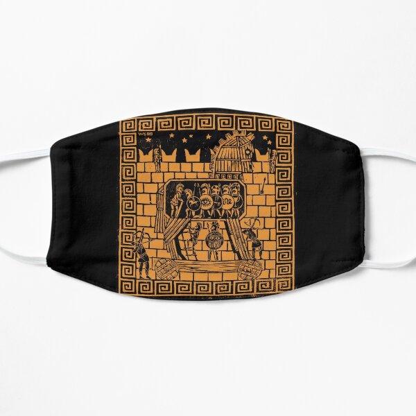 Trojan Horse Flat Mask