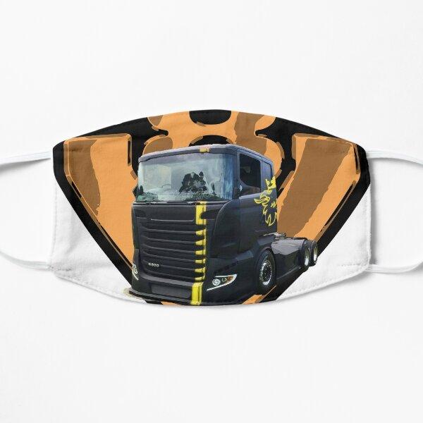 Scania V8 R900 Masque sans plis