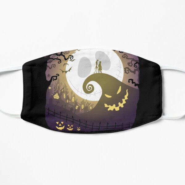 Nightmare before Halloween 2.0 Flat Mask