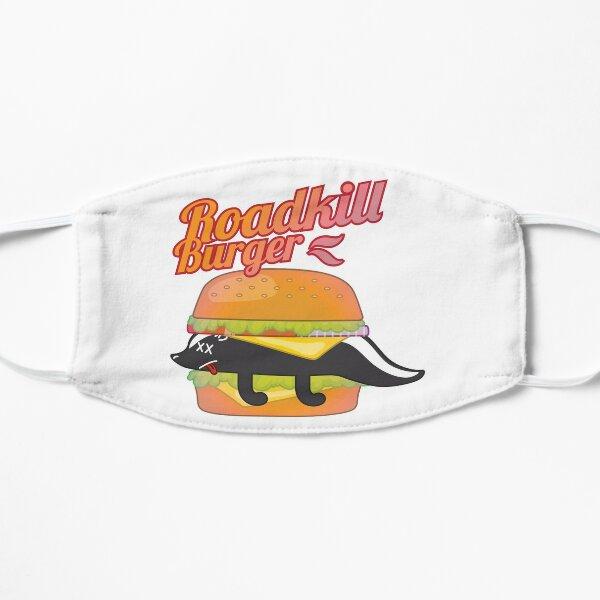 Roadkill Burger Maske