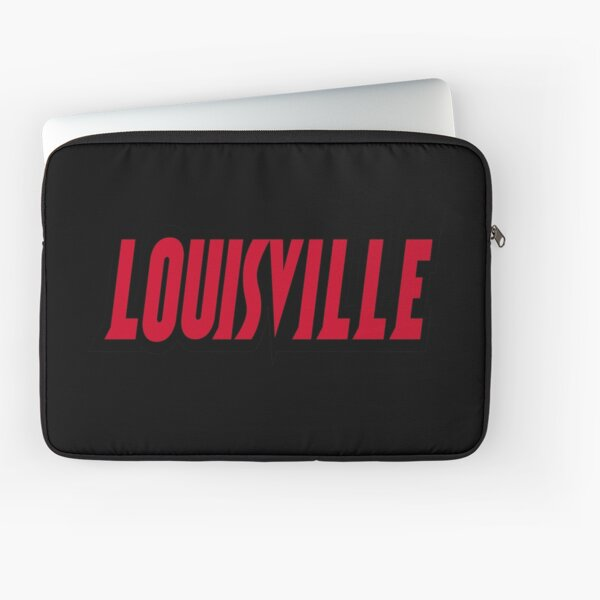 Louisville Cardinals Laptop Sleeve