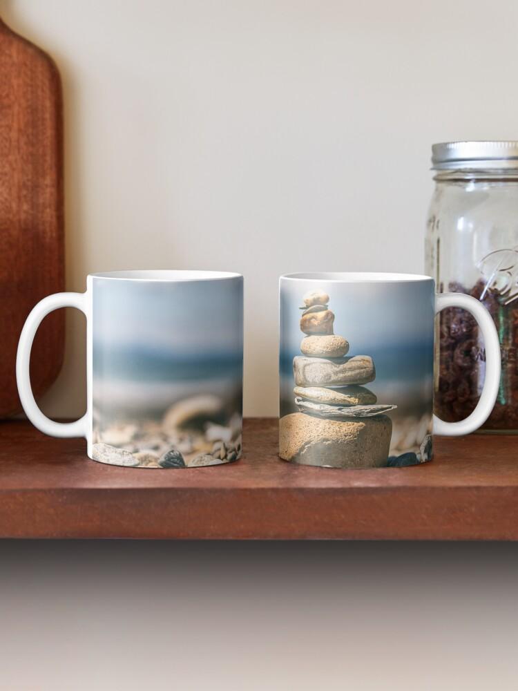 Alternate view of Mini Cairn - 03/07/16 Mug
