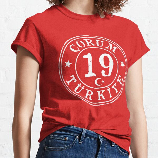 Çorum 19th Classic T-Shirt