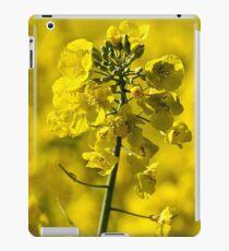 Very Yellow iPad Case/Skin