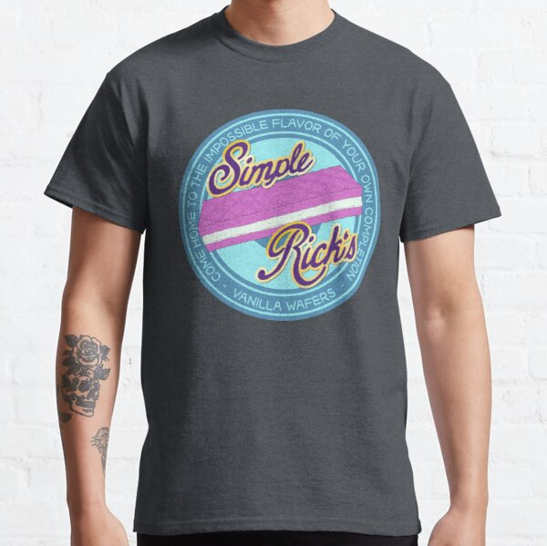 Simple Rick's Vanilla Wafers Classic T-Shirt